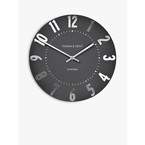 Thomas Kent Mulberry Wall Clock, Dia.50cm