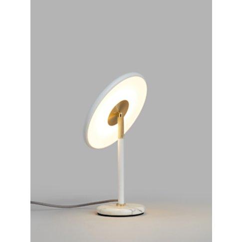 John Lewis & Partners Tilt Led Marble Table Lamp