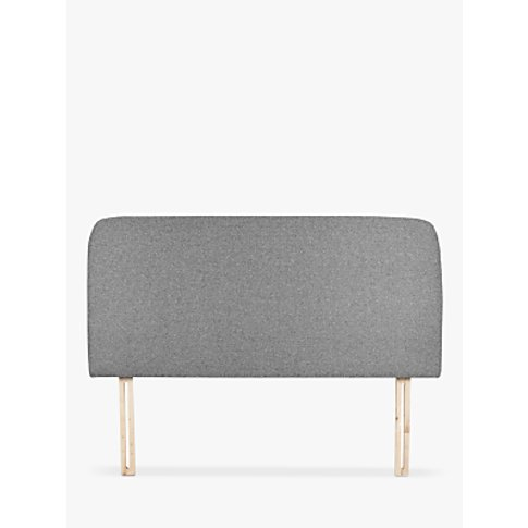 House by John Lewis Bonn Upholstered Headboard, Doub...