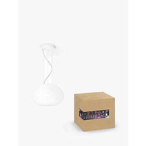 Philips Hue White And Colour Ambiance Flourish Led C...