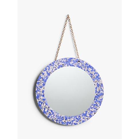 John Lewis & Partners Resin Speckle Mirror