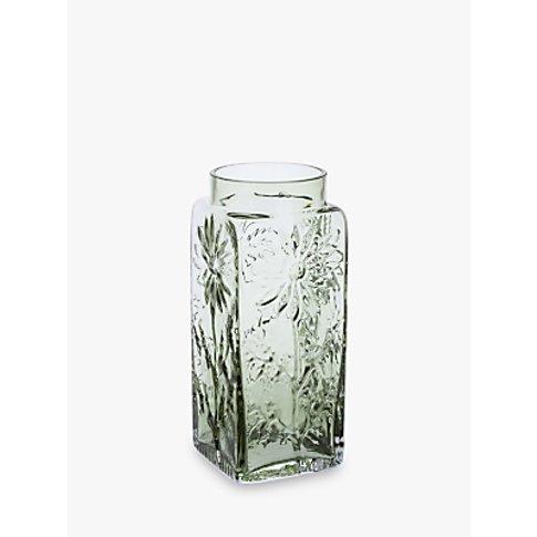 Dartington Crystal Marguerite Extra Large Vase, H21cm