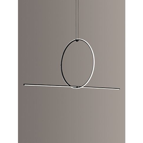 Flos Arrangements Small Round And Line Led Ceiling L...