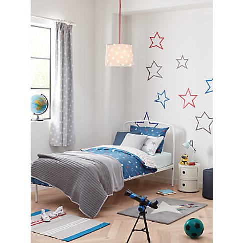 Little Home At John Lewis Galaxy Star Reversible Duv...