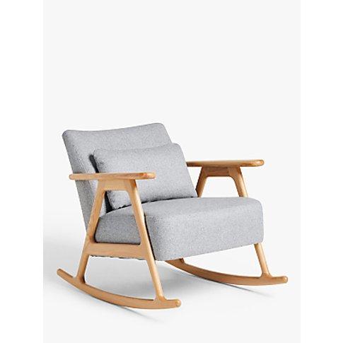 John Lewis & Partners Hendricks Rocking Chair, Light...