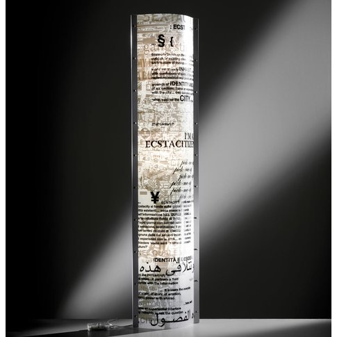 Extraordinary Ecstacity Floor Lamp