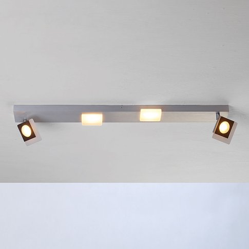 Bopp Session - Led Ceiling Light With Two Spots