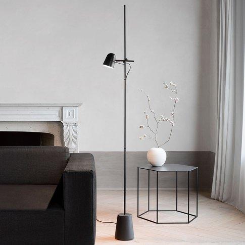 Luceplan Counterbalance Led Floor Lamp, Black