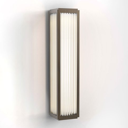 Astro Boston 370 Led Wall Lamp, Bathroom, Bronze