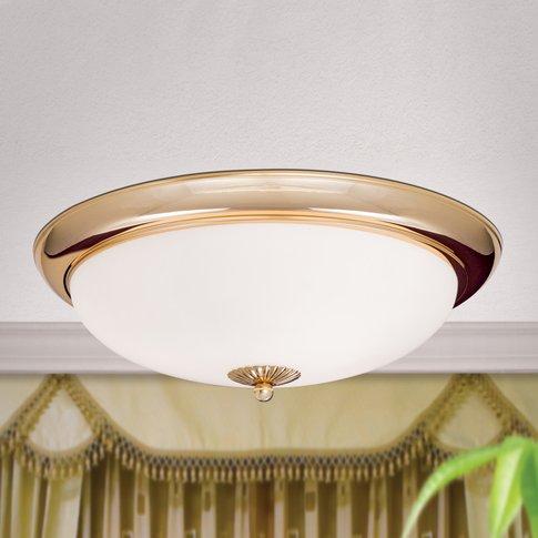 Empire Ceiling Light Diameter 47 Cm Gold-Plated