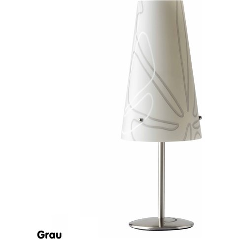 Table Lamp Isi Grey