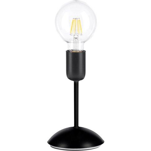 Mantis Table Lamp In Black, 1-Bulb