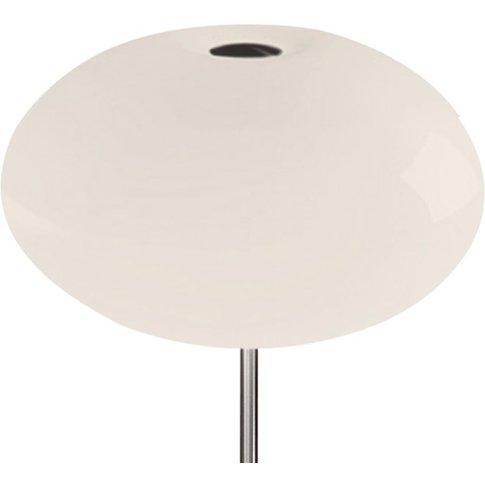 Casablanca Aih Table Lamp, Ø 28 Cm Glossy Cream