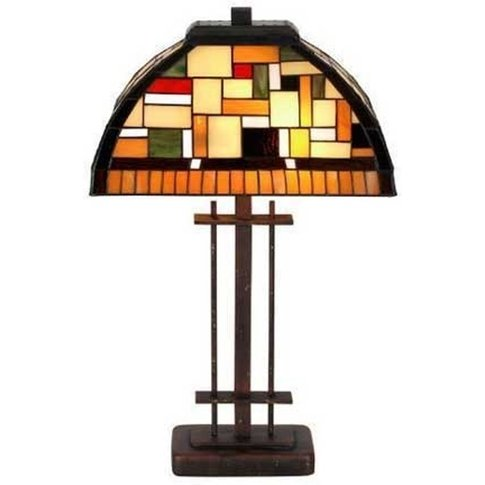 Mosaica - Table Lamp In Tiffany Style