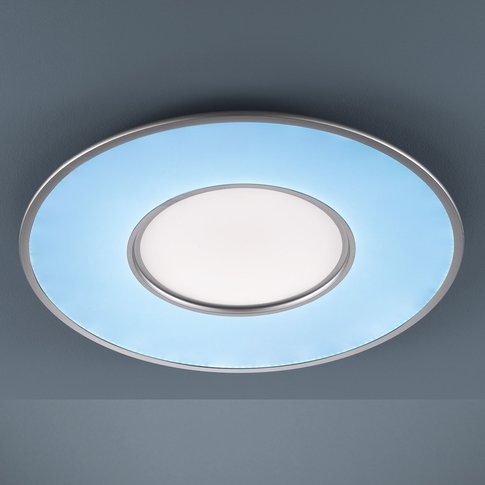 Mia Led Ceiling Light With Cct And Remote Control