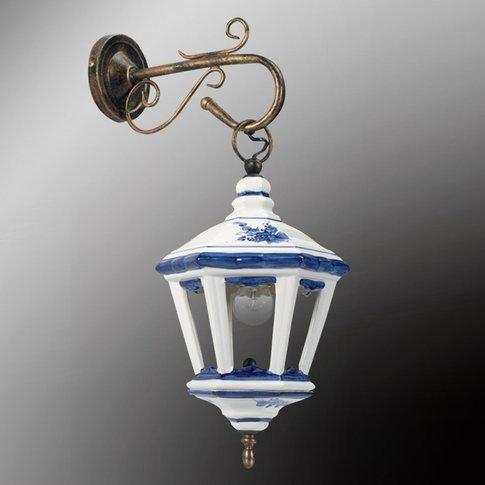 Ceramic Wall Light Viola - Lantern