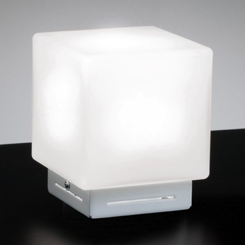 Table Lamp Cubis, White