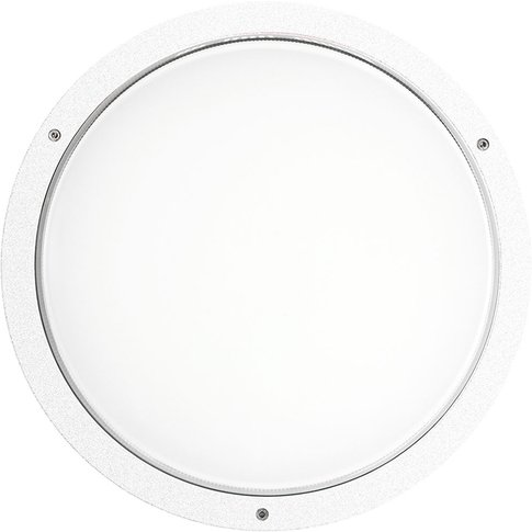 Bliz Round 40 Wall Lamp 3,000 K White Dimmable