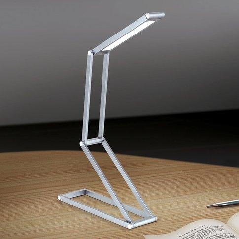Folding Falto Led Table Lamp Battery Anthracite