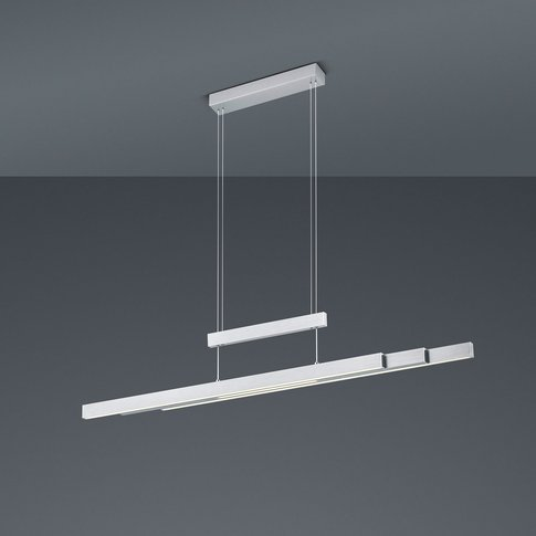 Trajan Led Pendant Lamp, 2,700-5,000 K Matt Nickel