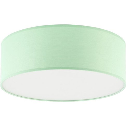Rondo Kids Ceiling Light, Ø 38 Cm, Green