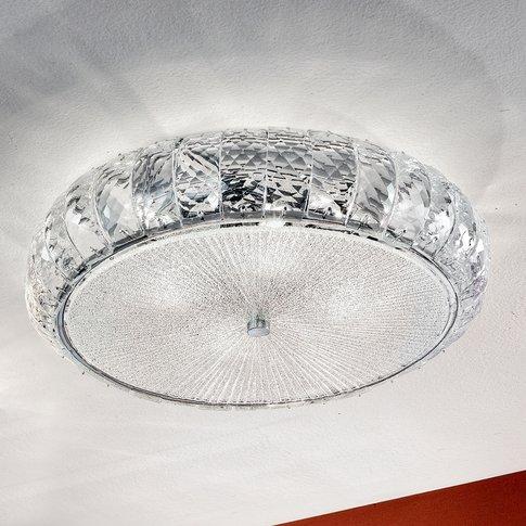Jania Ceiling Light Classic Chrome