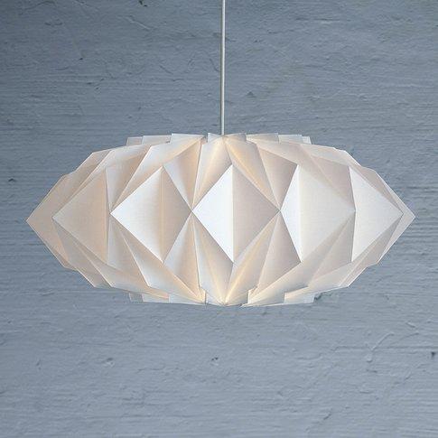 Le Klint Krystal 161 – Hand-Pleated Pendant Light