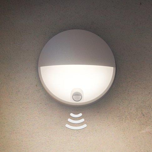 Modern Led Wall Light Capricorn With Sensor