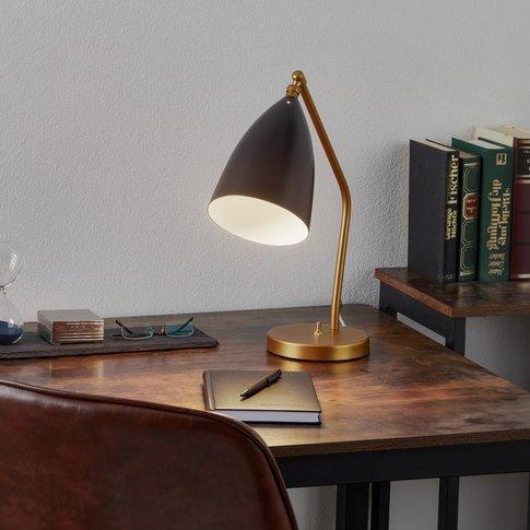 Gubi Gräshoppa Table Lamp, Black