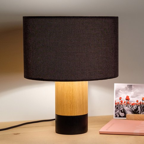 Klippa Table Lamp Black, Graphite Trooper 31 Cm