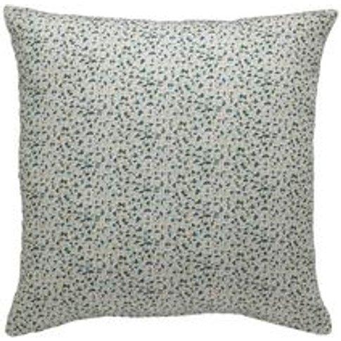 55x55cm Scatter Cushion In Meadow Kaleidoscope