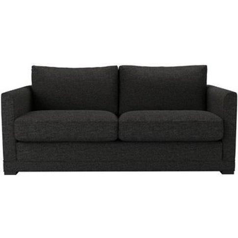 Aissa 2.5 Seat Sofa In Slate Highland Tweed