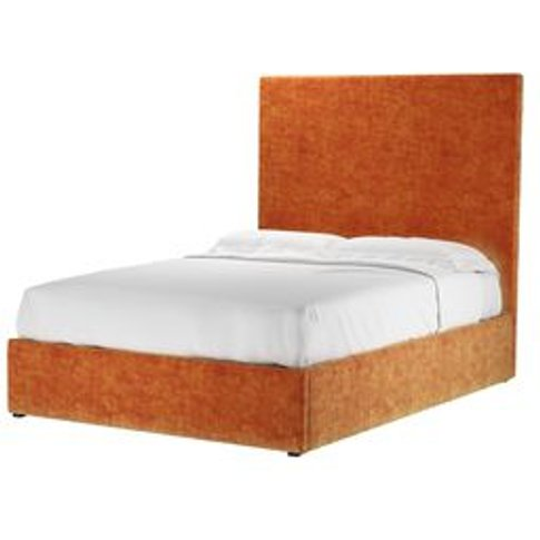 Harlow 150cm Double Ottoman Bed In Ganges Roosevelt ...