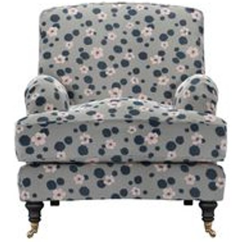 Bluebell Armchair In Hippo Wild Thing