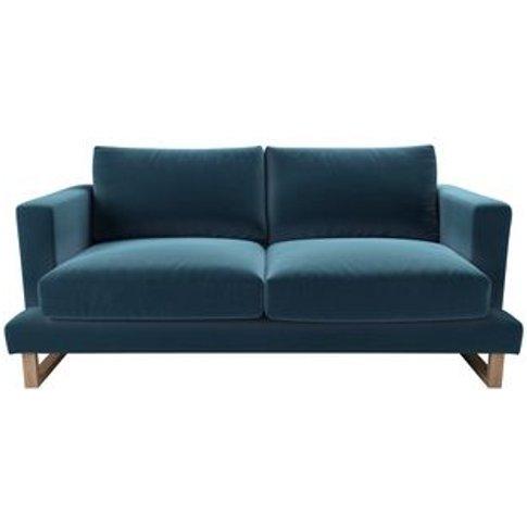 Madison 2.5 Seat Sofa In Seaweed Smart Cotton