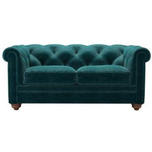 Patrick 2 Seat Sofabed In Jade Smart Velvet