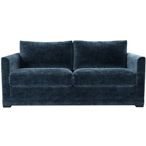 Aissa 2.5 Seat Sofa In Atlantic Roosevelt Velvet