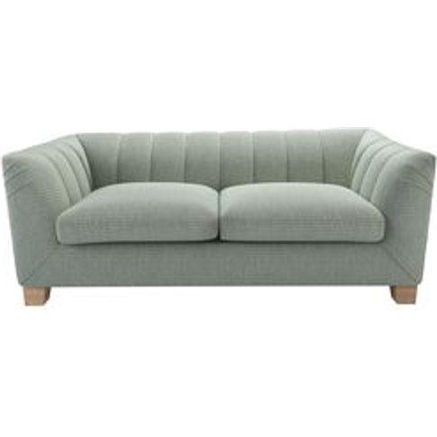 Albie 2.5 Seat Sofa In Ocean Diamond Viscose Cotton