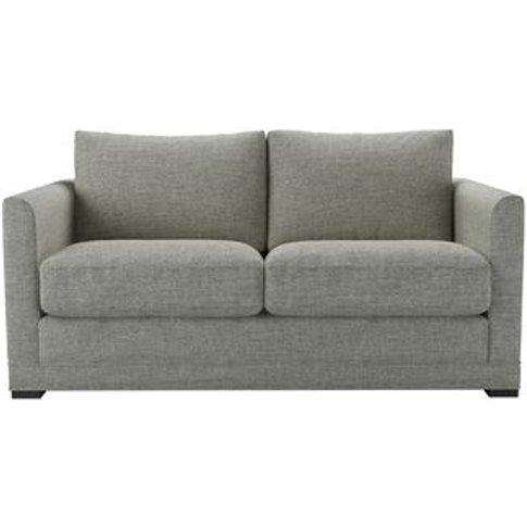 Aissa 2 Seat Sofa In Grey Marl Highland Tweed