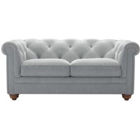 Patrick 2 Seat Sofa In Beluga Chenille