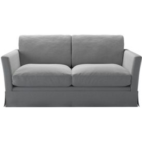 Otto 2 Seat Sofa Bed In Pumice House Plain Weave