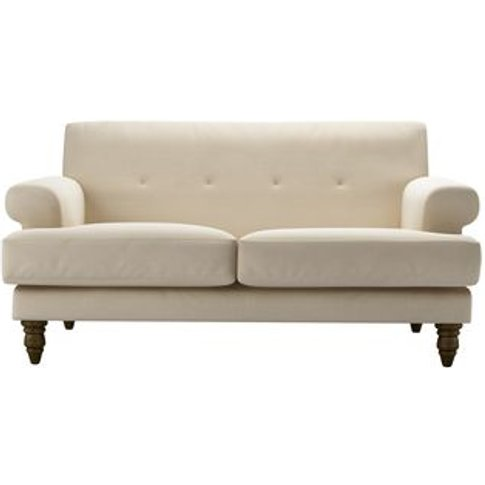Remy 2 Seat Sofa In Moon Smart Cotton