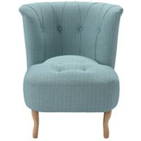 Evie Armchair In Forget Me Not Tori Murphy Clarendon