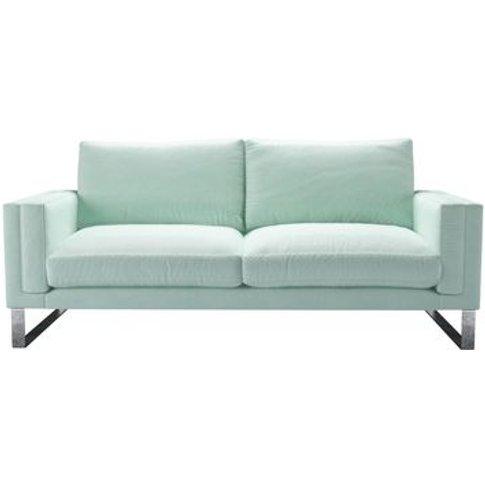 Costello 3 Seat Sofa in Pistachio Smart Velvet