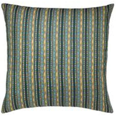 55x55cm Scatter Cushion In Horizon Serengeti