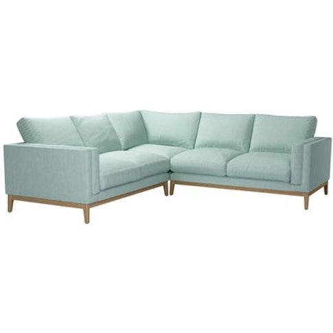 Costello (Plinth) Medium Corner Sofa In Cambridge Bl...