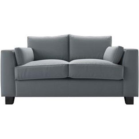 Bowie 2 Seat Sofa In Sealion Smart Cotton