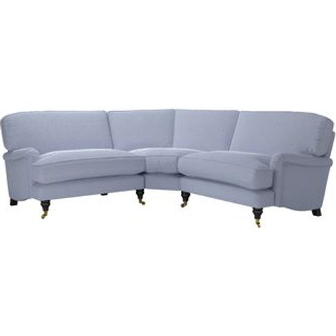Bluebell Small Corner Sofa In Uniform House Basket W...