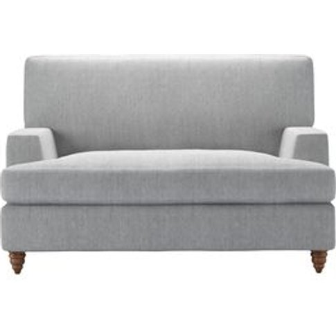 Isla Loveseat Sofabed In Goodwin Grey Sandgate