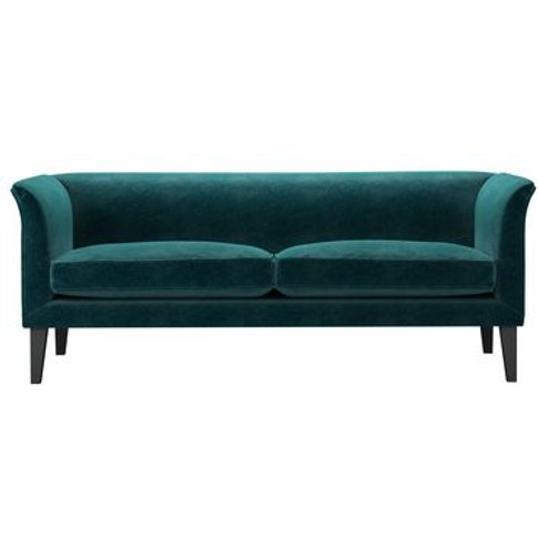 Fingal 2.5 Seat Sofa In Jade Smart Velvet